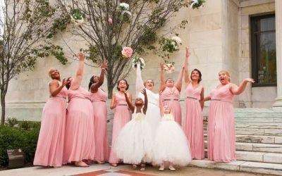 Geniet van een spectaculaire bruiloft dankzij de juiste bruiloft kleding voor iedereen